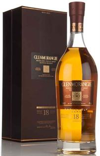 Glenmorangie Scotch Single Malt 18 Year...
